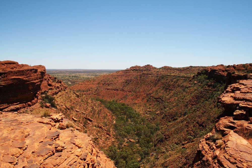 Kings Canyon Australia  city images : Kings Canyon – Austrália