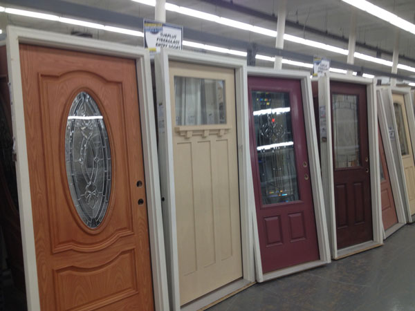 Belleville doors masonite craftwood products exterior for Belleville fiberglass doors