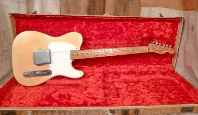 Vintage 54 Fender Esquire