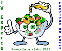 Logotipo del IV Experto en Promocion de la Salud de la EASP