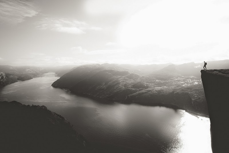 Preikestolen, Norway © Chris Zielecki