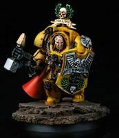Capitán Lisander de los Puños Imperiales