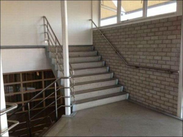 بالصور اضحك من قلبك مع اكبر مجموعه صور لاخطاء المهندسين والمبانى :)