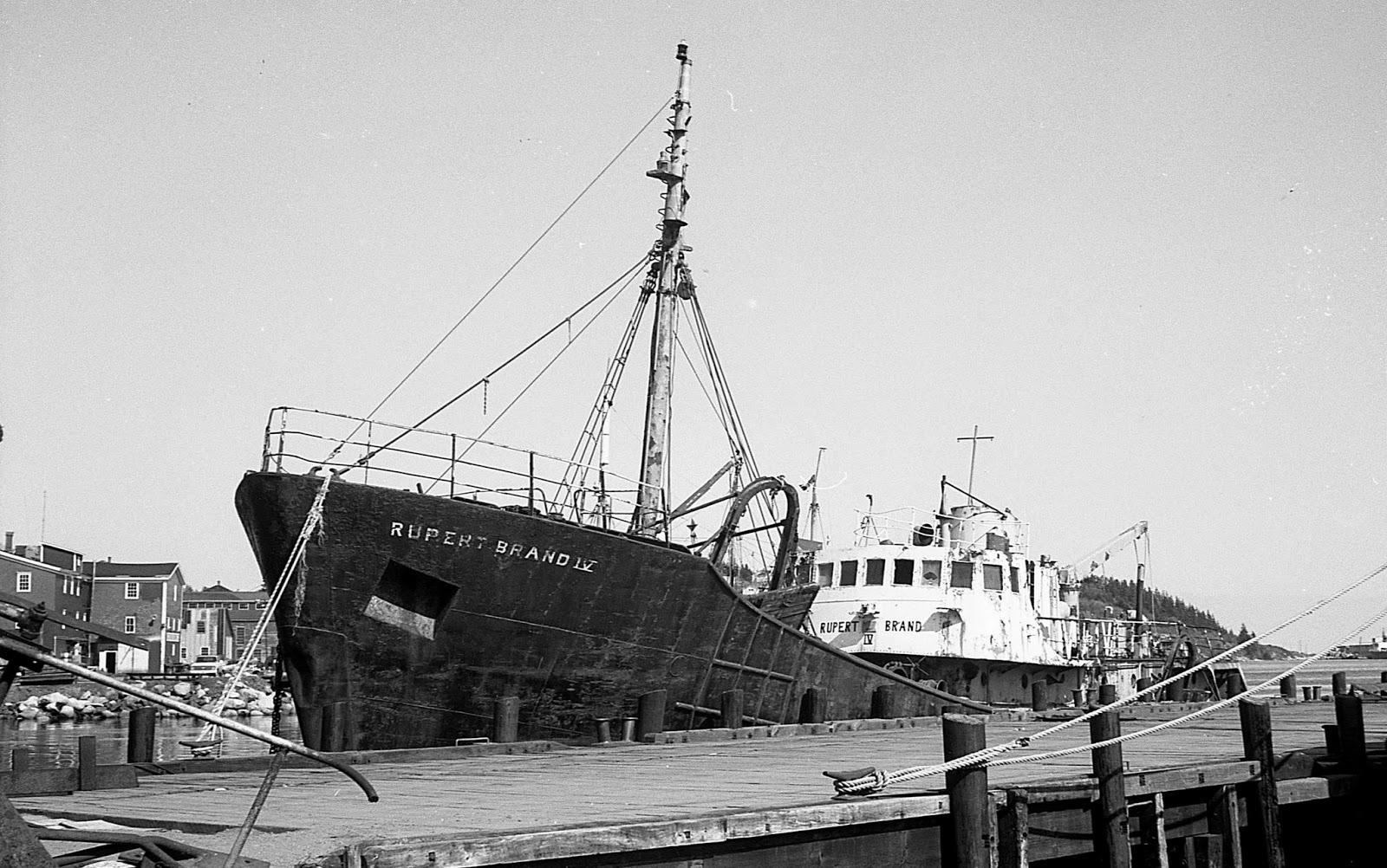 Shipfax b c packers rupert brand continured for Deep sea fishing boston