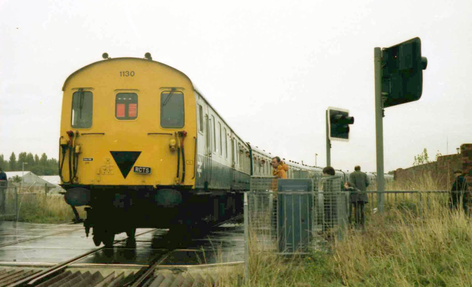1031 and 1130 July 1985 Railtour