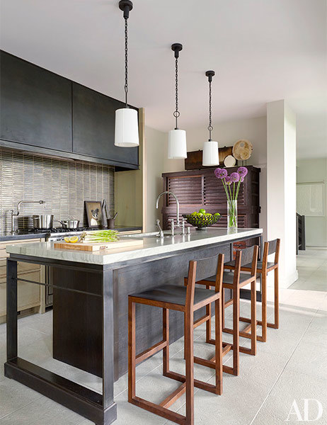 Mix and chic home tour a designer 39 s stunning hilltop for The style kitchen nashville