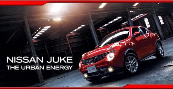 Mobil dengan konsep Crossover Utility Vehicle. New Nissan Juke diciptakan dengan penambahan Audio Steering Switch, Parking Camera dan New Head Unit Audio.