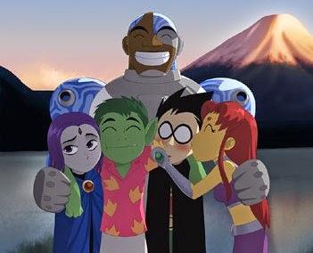 Teen Titans Vol 4 Anual 2 Wiki DC Comics FANDOM