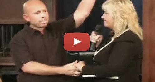 Pastor desmascara falsa profeta em culto!