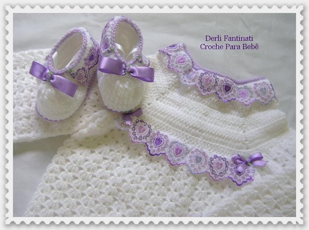 Derli Fantinati - Crochê Para Bebê