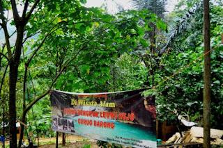 Selamat datang di Curug Leuwi Hejo Bogor