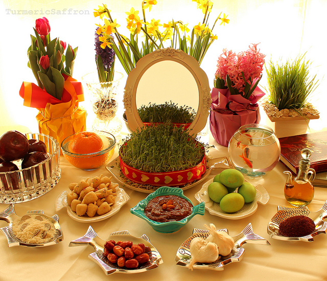 Norooz 2016: Dates, Traditions, And History Of The Persian New Year