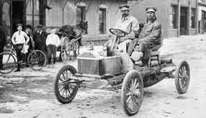 1904 Buick car