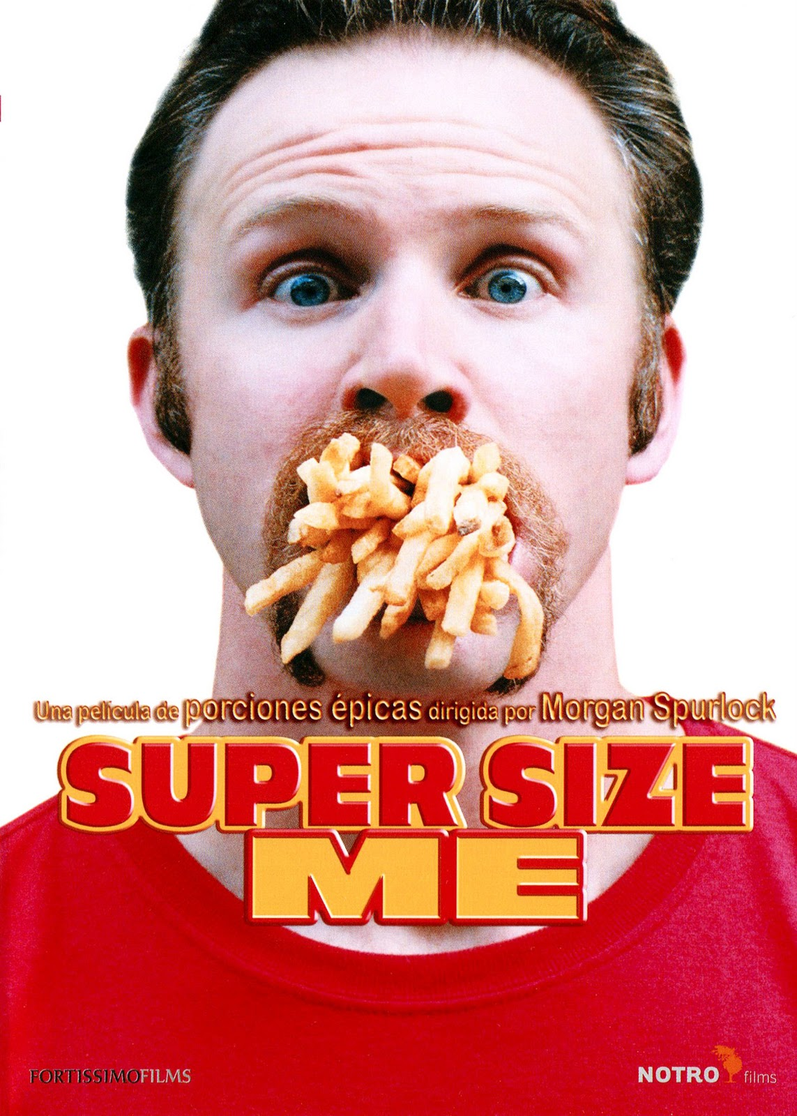 the movie supersize me essay Supersize me this essay supersize me and other 64,000+ term papers,  as the movie progresses, spurlock presents the problem through a structural functionalist.