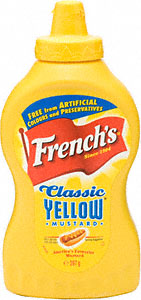 frenches mustard gluten free