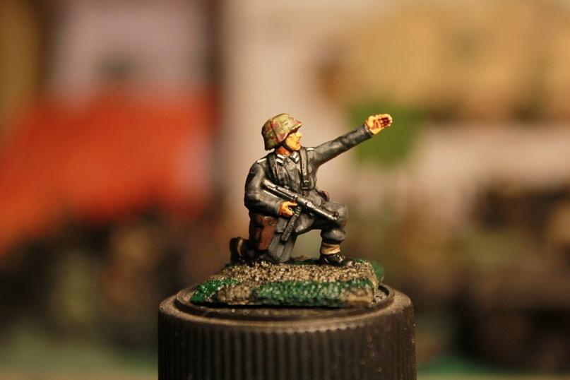 Carlo Antonio - German infantry 43-45 Plastic Soldier 1/72 3
