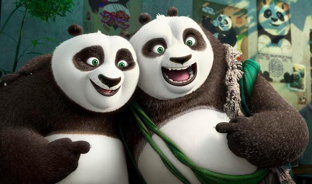 Nuevo tráiler español de 'Kung Fu Panda 3'