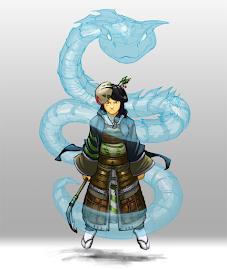 Série Snake Stories