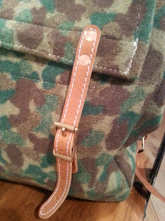 CANOE BACK PACK CAMO