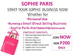 BE A SOPHIE PARIS MEMBER