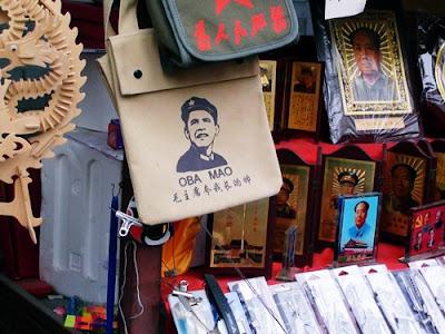 Obama In China - Jika Obama Seorang Komunis