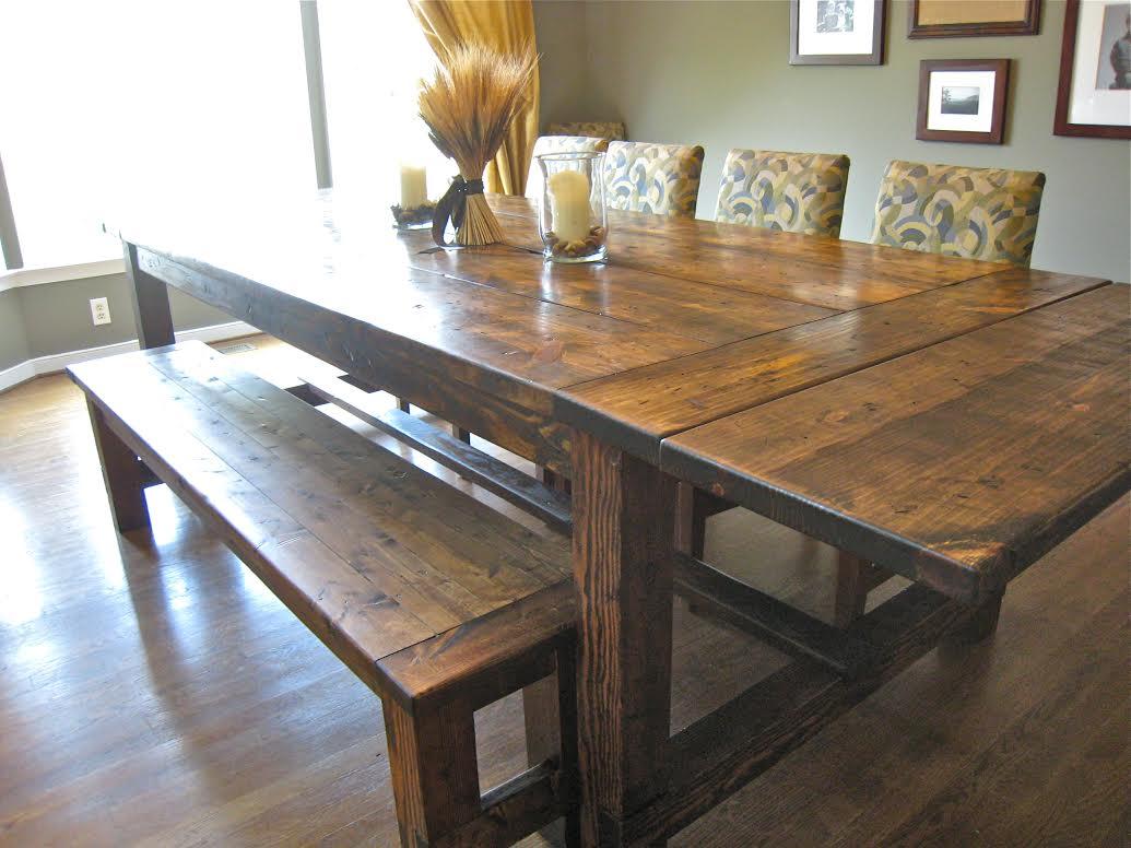 Taylor Gray Blog: Farmhouse Table Inspiration