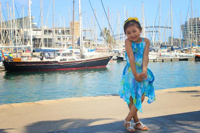 Port Vell | Barcelona | Chichi Mary Blog