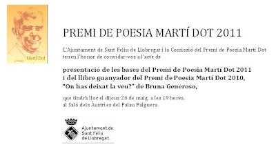 Premi Martí Dot