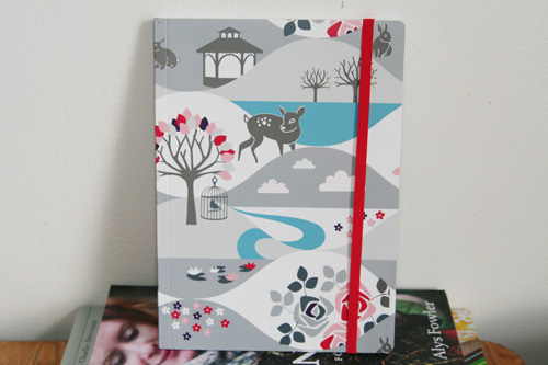 lovely notebook