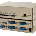 Melihat Splitter VGA Sebagai terminal Ekstensi Kabel VGA