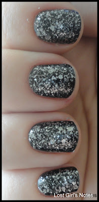 OPI nicki minaj collection metallic 4 life