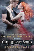 bookcover of CITY OF LOST SOULS by Cassandra Clare