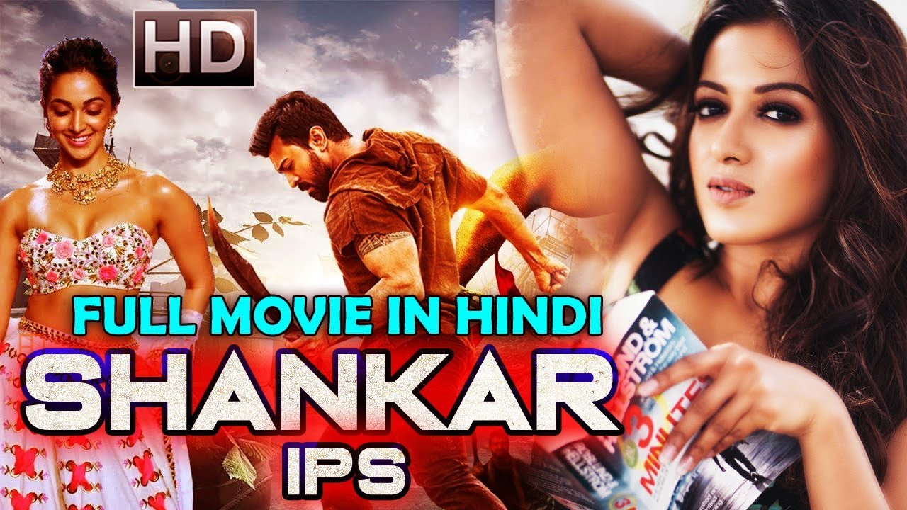 Shankar IPS (2019) Hindi Dubbed 720p HDRip x264 1.5GB