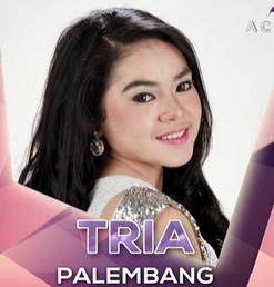 Tria D'Academy 2 dari Palembang Finalis