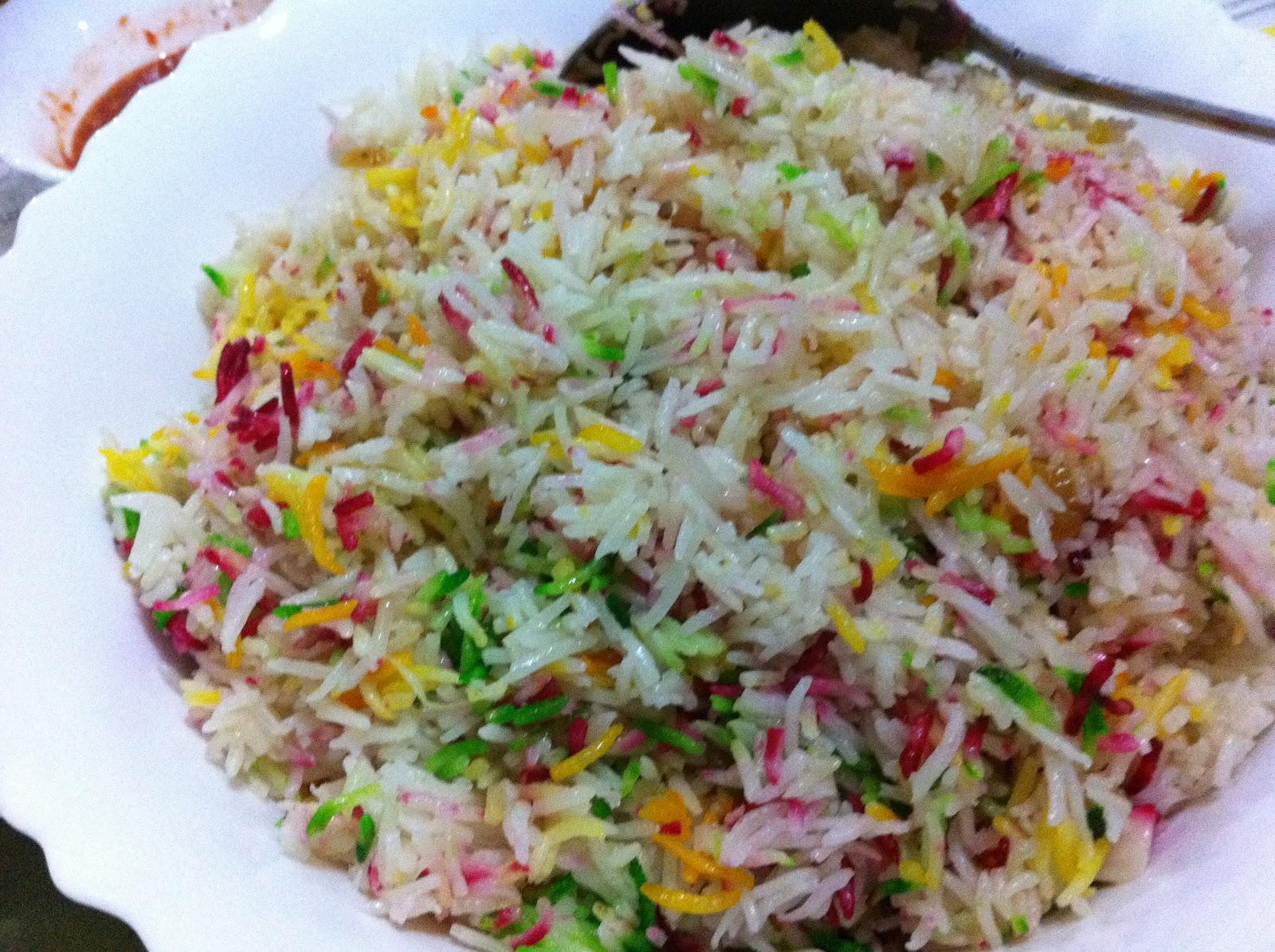 Cik Wan Kitchen Nasi Minyak Ala Nasi Hujan Panas