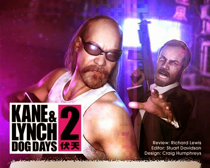 Kane And Lynch 2 Dogs Days