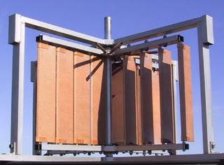 generador eje vertical