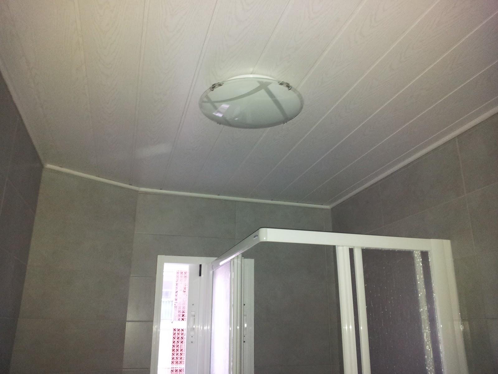 Brico friso techo - Friso en techo ...
