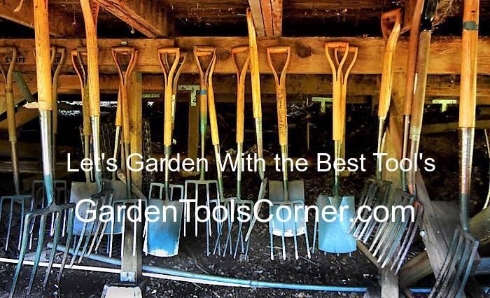 Garden Tools Corner Blog