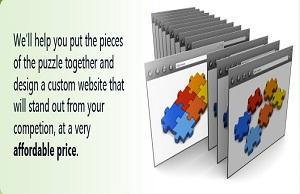 Custom Web Designing India, Custom Website Design