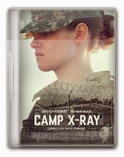 Camp X Ray   HDRip AVI + RMVB Legendado