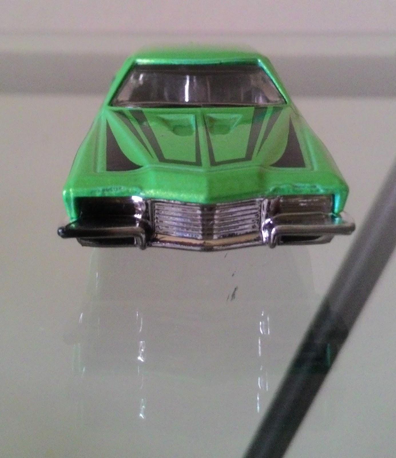 1971 Buick Riviera Green