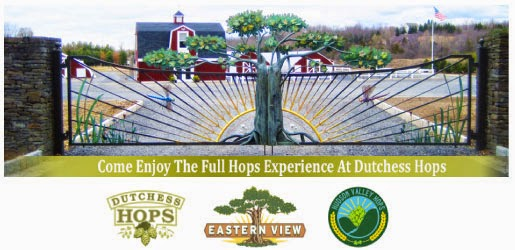 Hoptember from Dutchess Hops, Eastern View Farm and Hudson Valley Hops