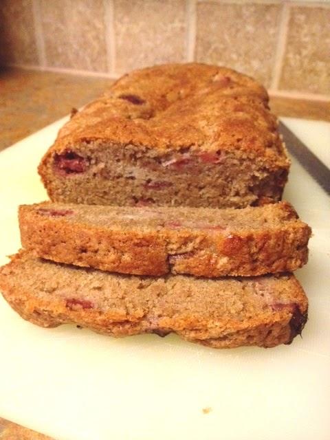 Short & Sweet: Strawberry Bread
