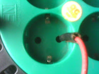 cara mengukur lubang terminal pada rol listrik