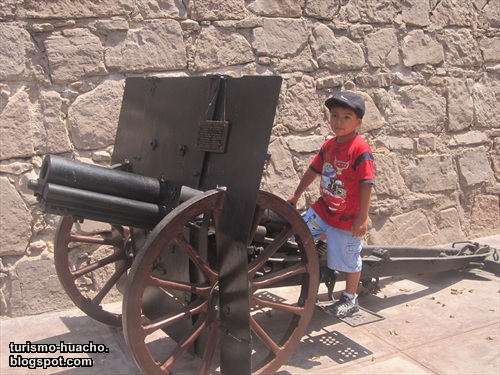 fortaleza Real Felipe . Callao