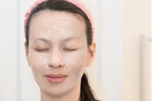 Mặt nạ dưỡng ẩm da từ bưởi