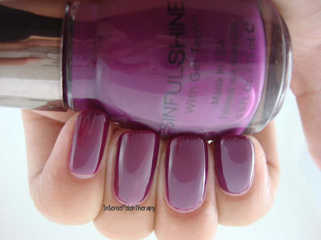 Sinful Colors - Go Glossy
