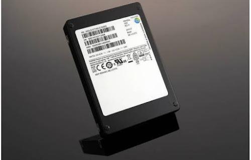 Samsung lança SSD de 16 TB, com a maior capacidade do mundo