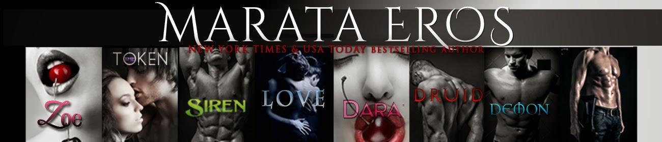 NYT bestselling Author of Dark Romantic Erotica...